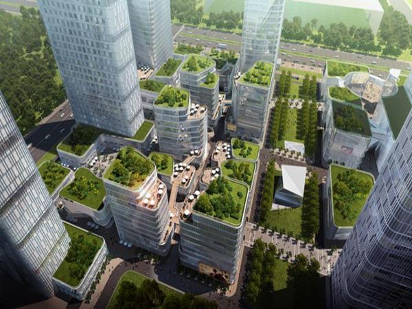 广州萝岗绿地